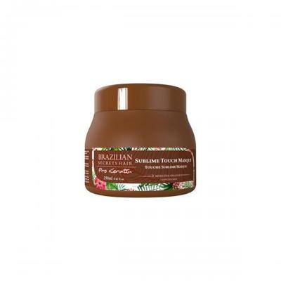 250 gr - Masque Sublime Touch - Pro Kératin - Brazilian Secrets Hair