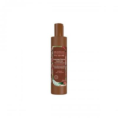 200 ml - Leave In Sublime Touch - Pro Kératin - Brazilian Secrets Hair