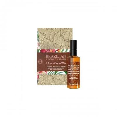 60 ml - Huile Sublime Touch - Pro Kératin - Brazilian Secrets Hair