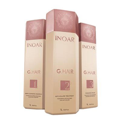 Inoar Ghair - Kit Lissage Brésilien - 3 x 1000 ml