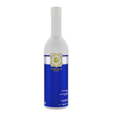 Eternity Liss - Pérola - Lissage Brésilien - STEP 2 - Kératine Solo - 1000 ml