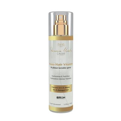 Premium Keratin Caviar - Nano Hair Vitamin Spray Bi-Phase à la Kératine