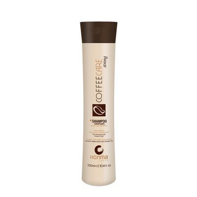 Coffee Premium - Home Care Strong - Shampoing 300 ml - HONMA TOKYO