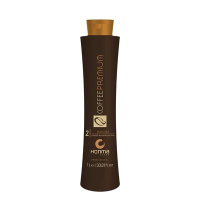 Coffee Premium - Step 2 - Traitement Réducteur Intense 1000ml - HONMA TOKYO