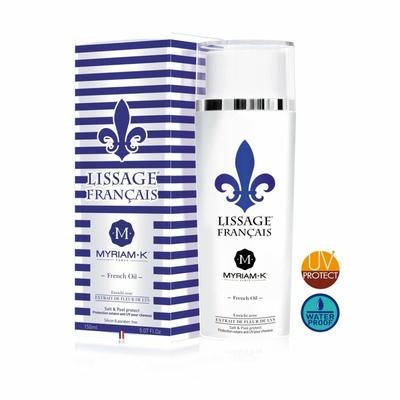 French Oil - Lys Extrem 150ml - Lissage Français - Myriam K