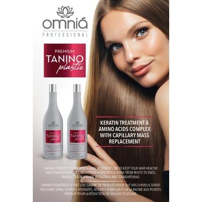 OMNIA PROFESSIONAL - Taninoplastie - lissage au tanin - BANNER