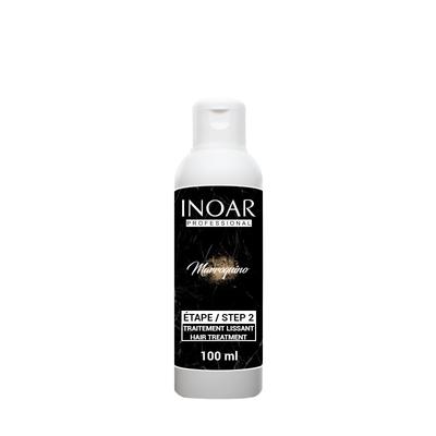 Inoar Marroquino - Kératine SOLO - 1 x Traitement Lissant 100 ml - STEP 2