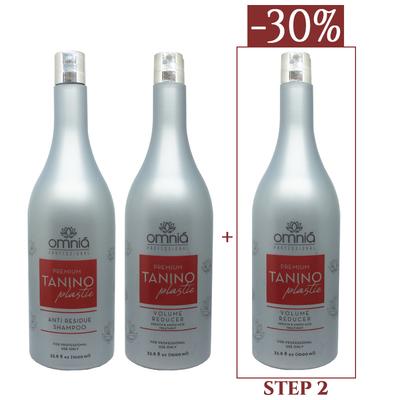 Omnia Professional - 3 x 1000 ml - 1 x STEP 1 (1000 ml) + 2 x STEP 2 (1000 ml)