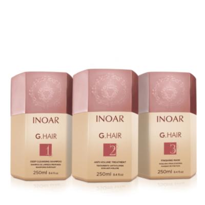 Inoar Ghair - Kit Lissage Brésilien - 3 x 250 ml