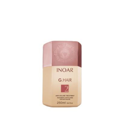 Inoar - Ghair - Lissage Brésilien - STEP 2 - KERATINE SOLO - 250 ml