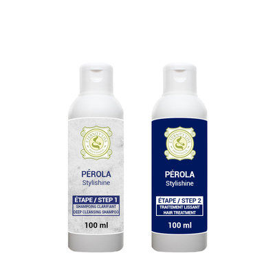 ETERNITY LISS - KIT 2 x 100 ml - Pérola