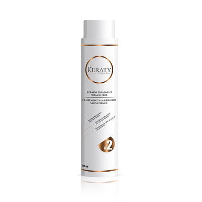 Keraty Professional - 1 x Traitement Lissant 150ml - STEP 2