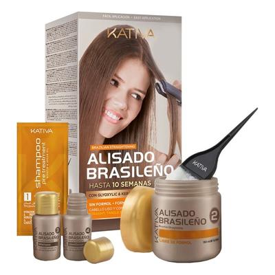 Kativa - Kit de Lissage Brésilien - 150 ml