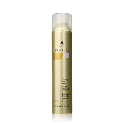 KeraCare - Spray de finition - Fixation ferme - 333 ml