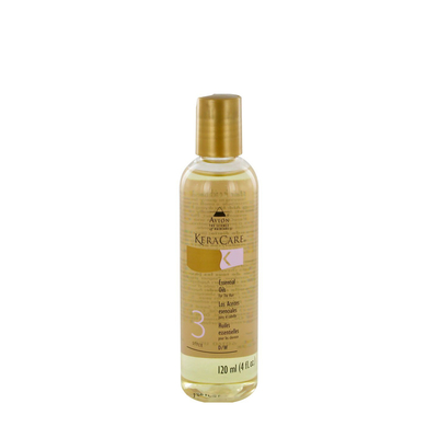 KeraCare - Huiles Essentielles pour les cheveux - 120 ml