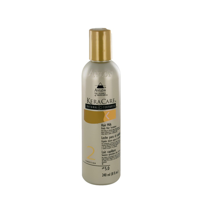 KeraCare - Lait capillaire - Texture naturelle  - 240 ml