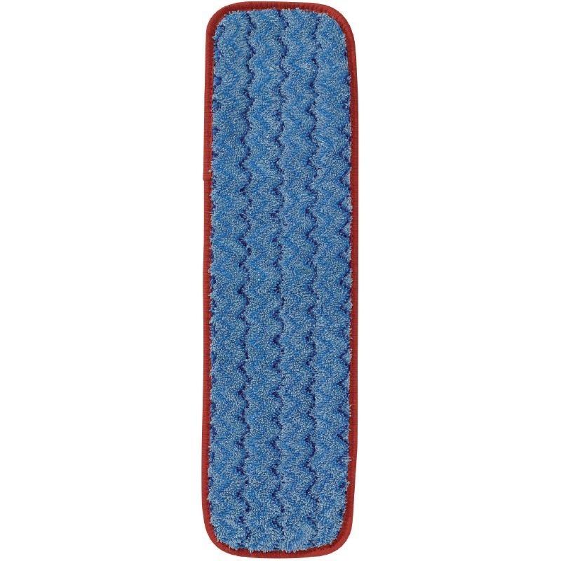 Tête de balai microfibres pour balai Pulse Rubbermaid par 10