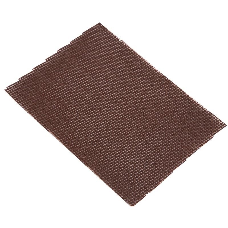 Tampons abrasifs pour plaques de cuisson par 20