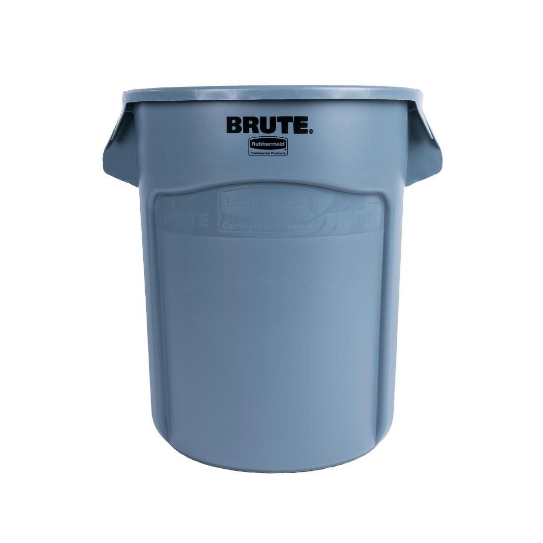 Collecteur Rubbermaid Brute gris 75,7L