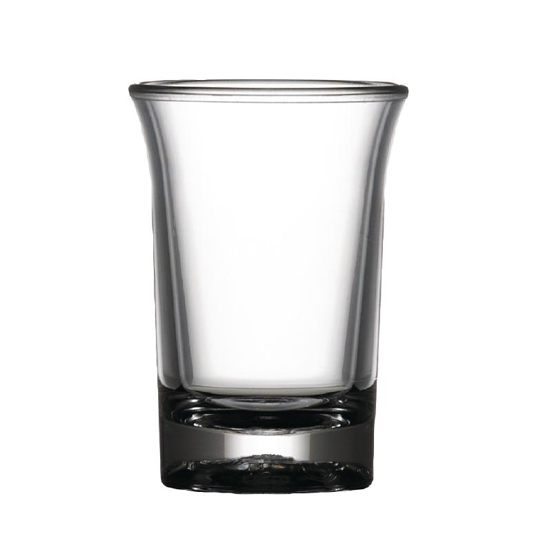 Verre à shooter en polycarbonate Elite 25ml CE x 24