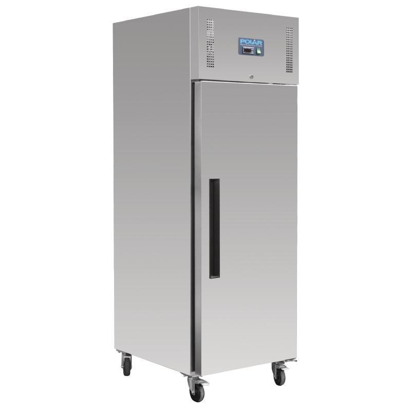 Armoire pâtissière négative une porte 850L