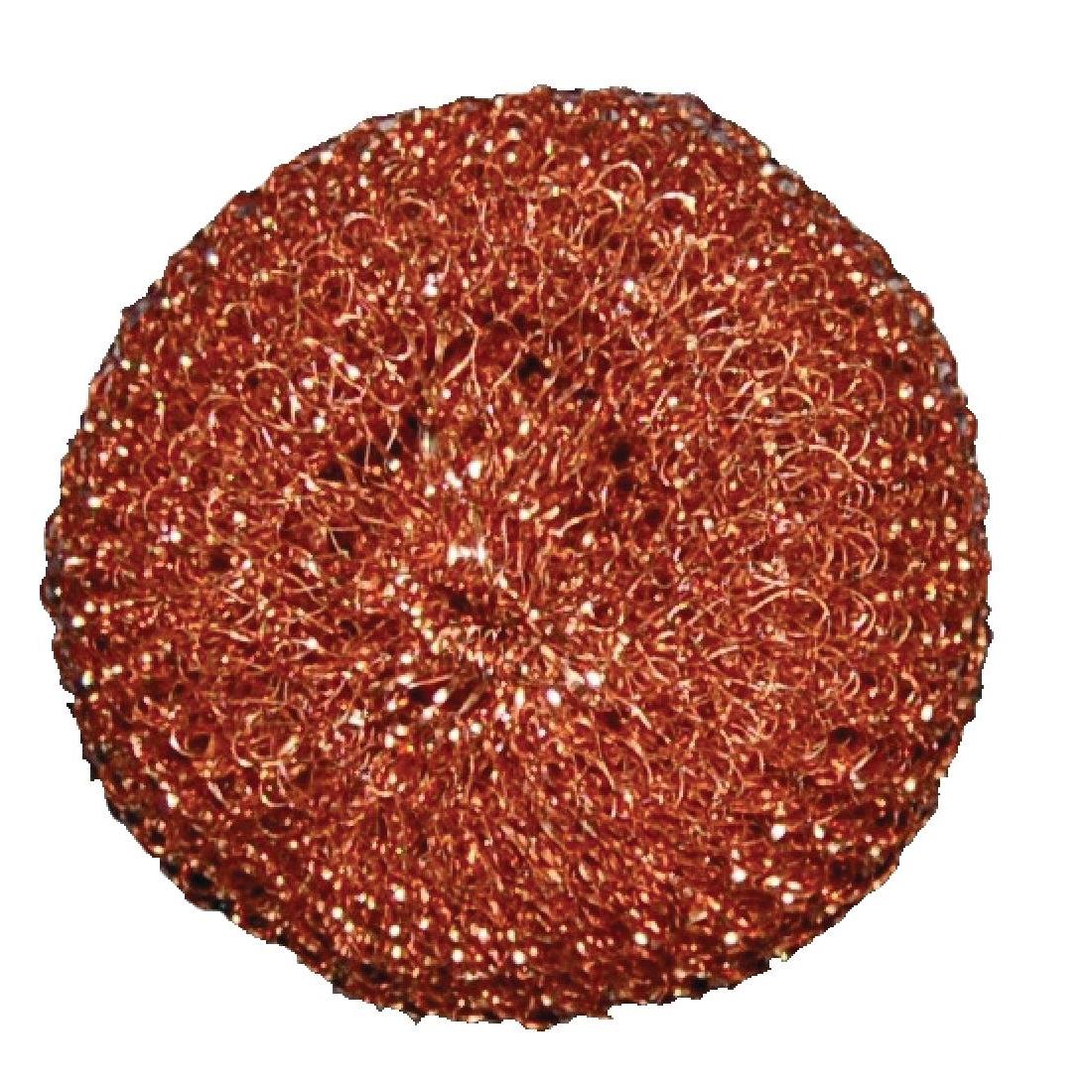 Eponge métallique coppercote en cuivre par 20