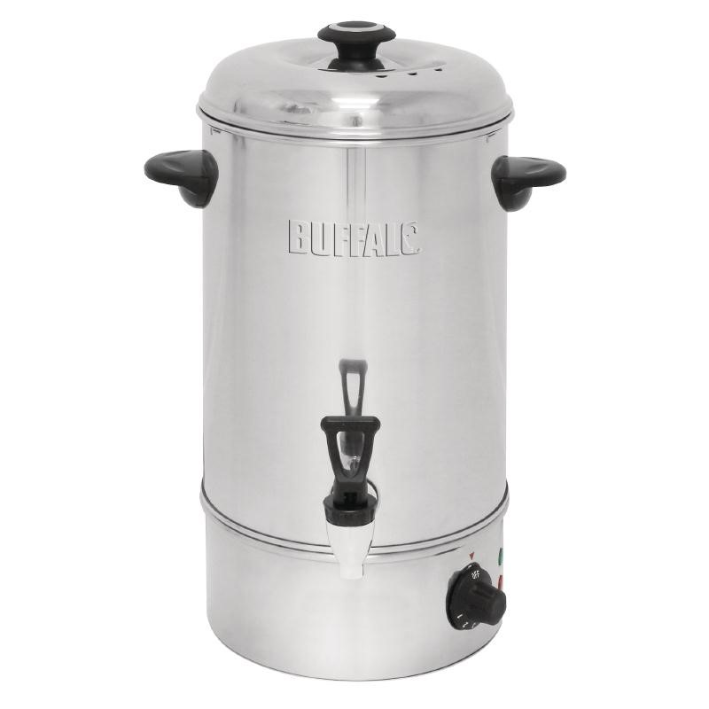 Chauffe-eau à remplissage manuel 10L inox