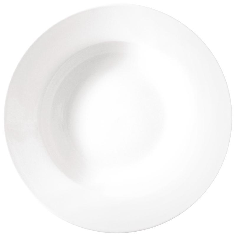 Assiettes à potage Athena Hotelware 228mm par 6
