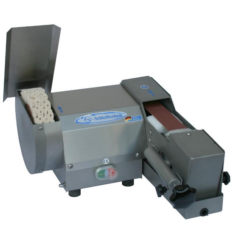 Affuteuse à bande à eau GS Schleiftechnik NB800