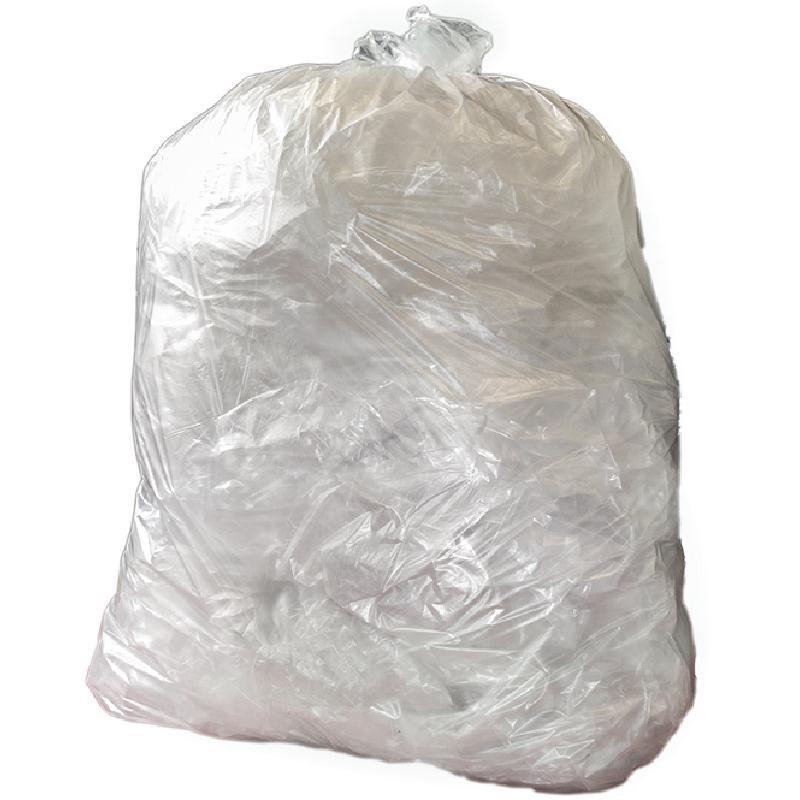 Sacs poubelle transparents 120L par 200