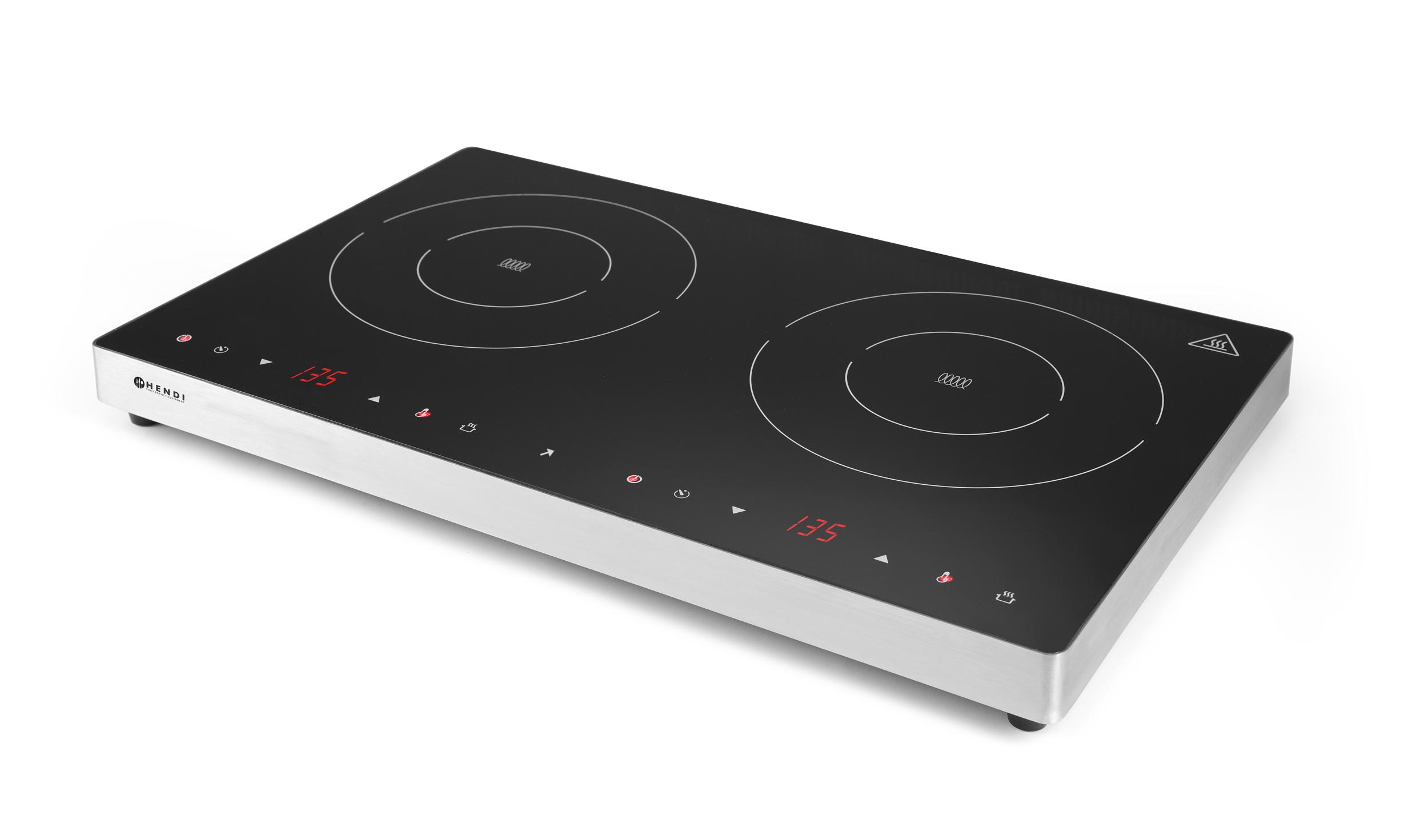 Double laque de cuisson à induction  3500W