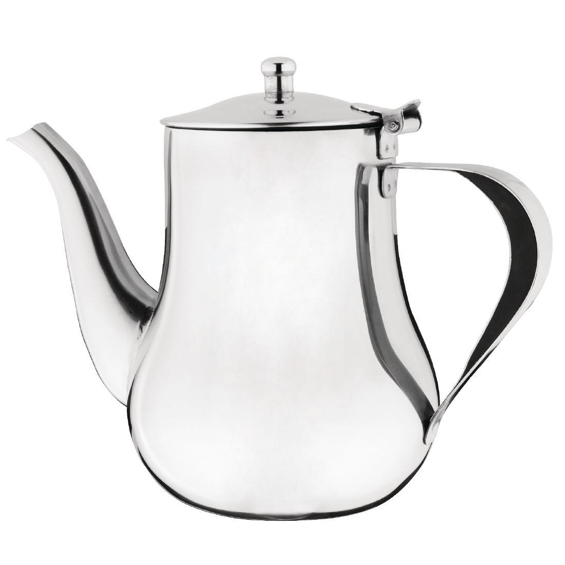 Cafetière marocaine acier inoxydable 1L