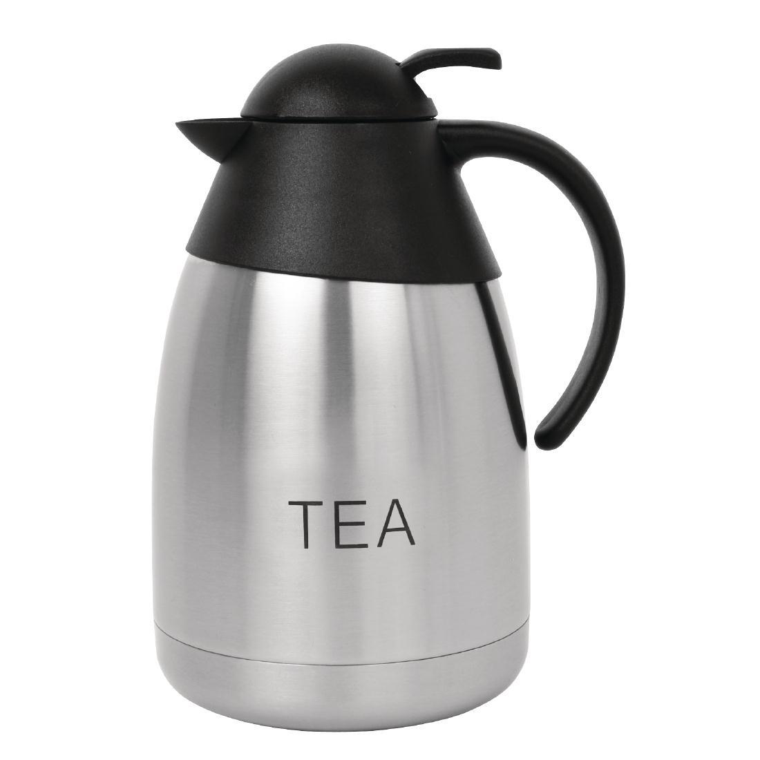 Pichet isotherme à thé couvercle bombé 1,5L