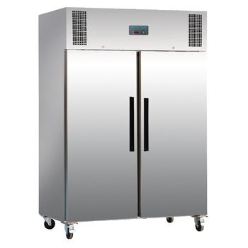 Armoire réfrigérée négative gastro double porte 1200L