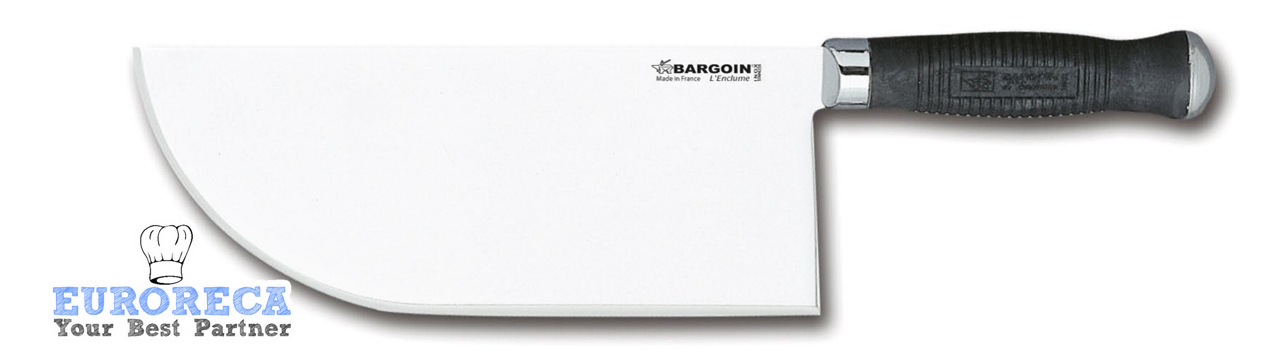 Feuille de boucher dos droit 26cm BARGOIN