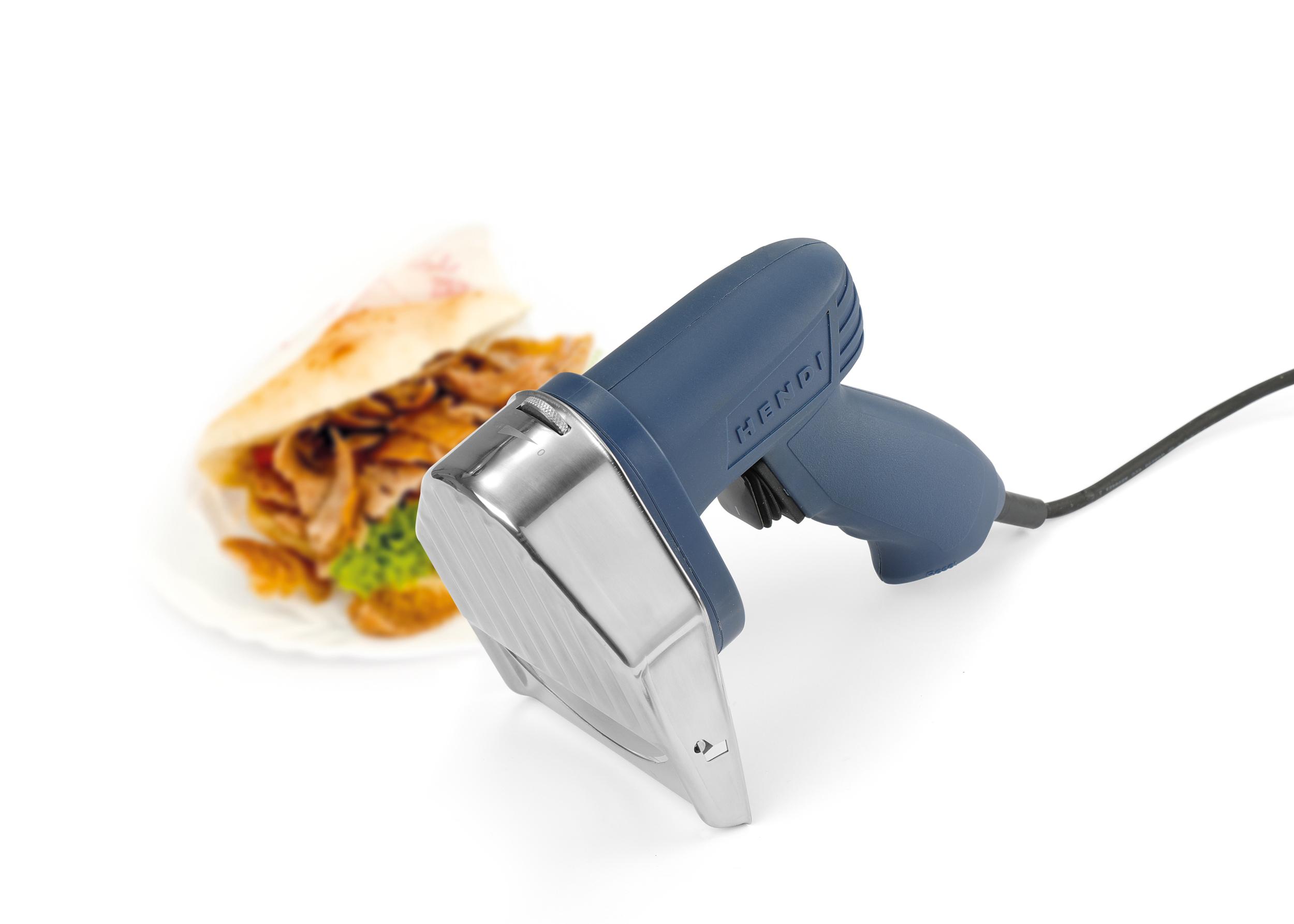 Couteau kebab électrique
