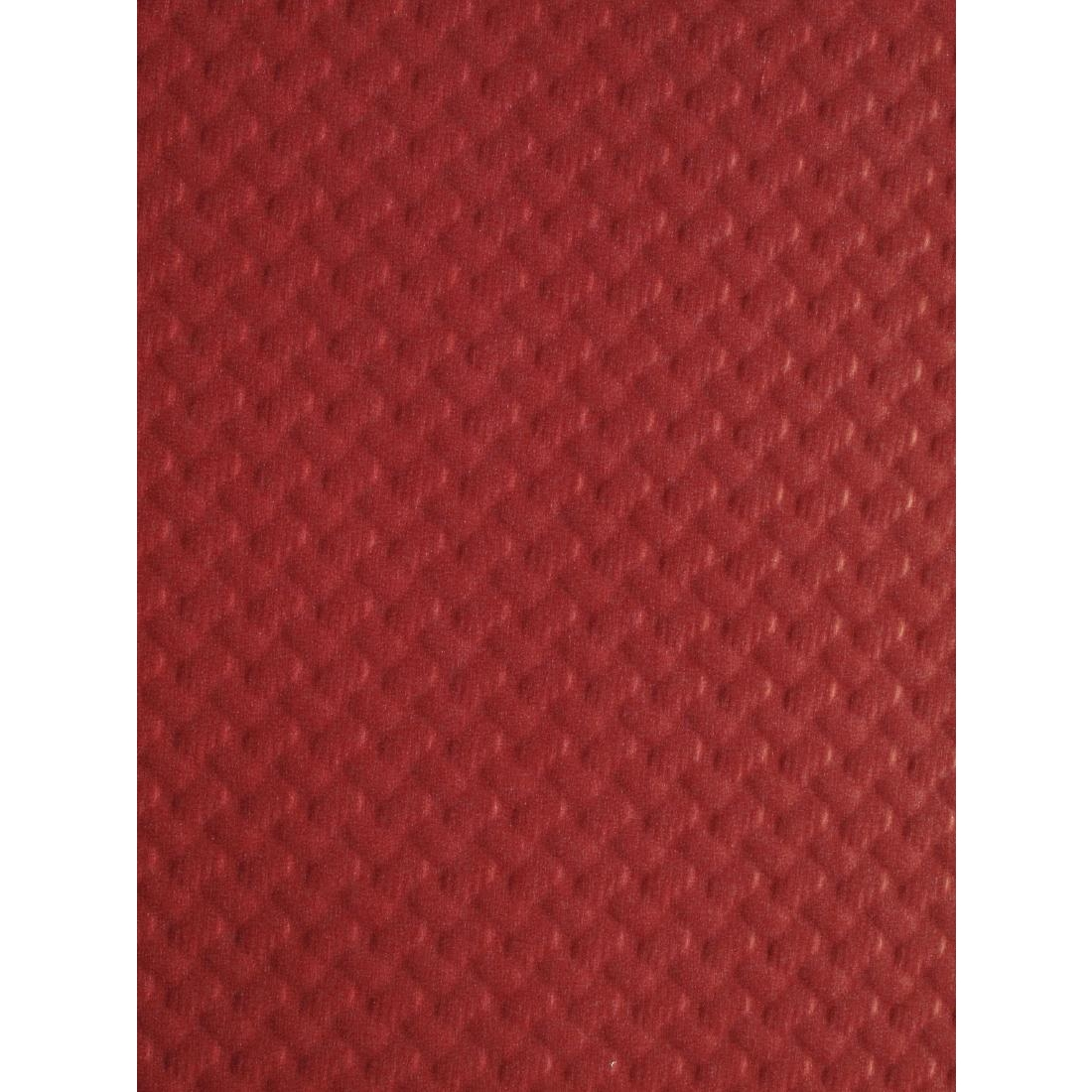 Sets de table en papier bordeaux 300 x 400mm par 500