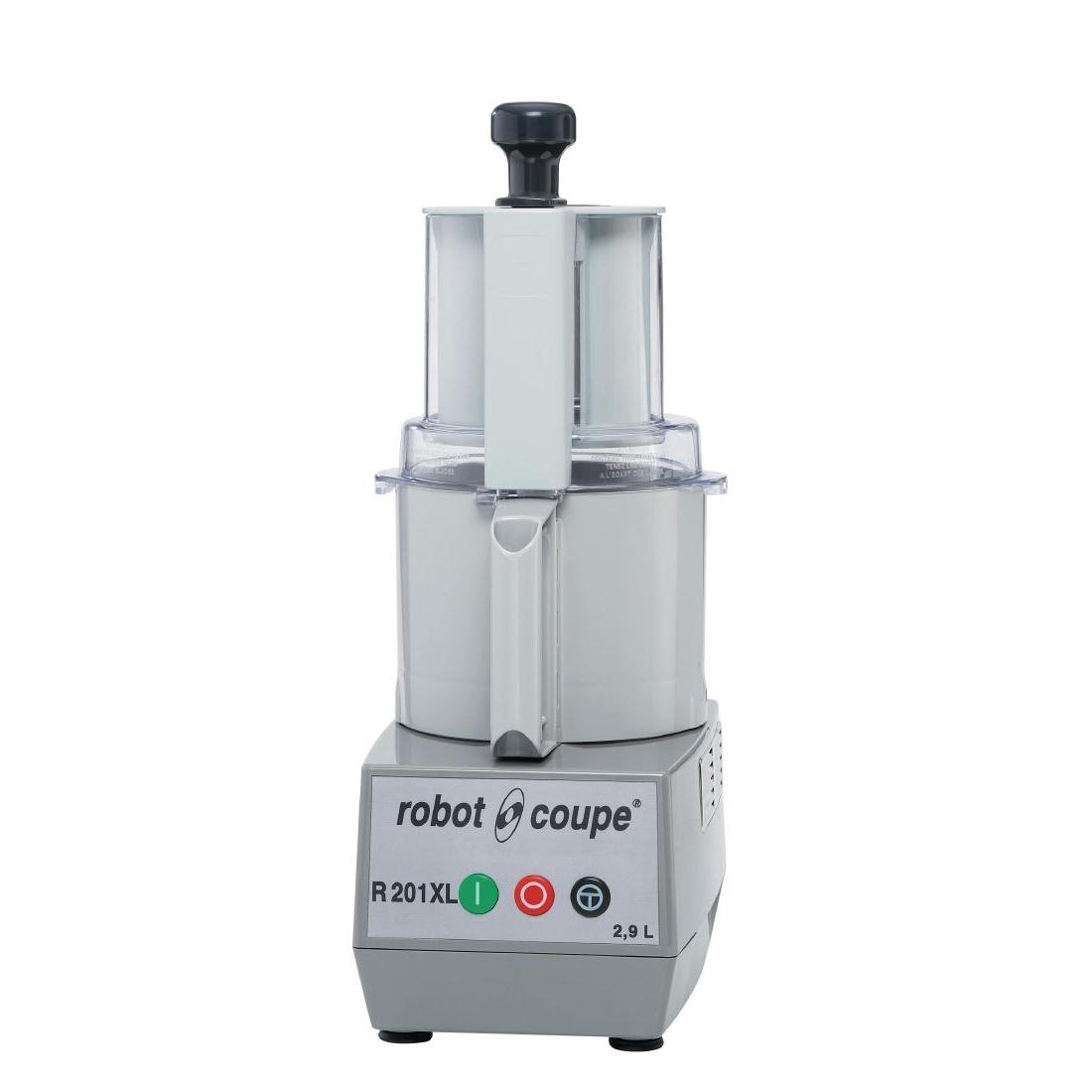Combiné R201 Robot Coupe cutter et coupe-légumes