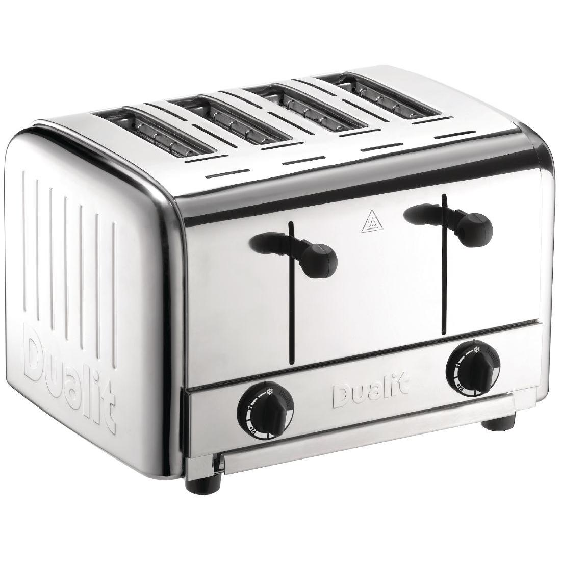 Grille-pains traiteur 4 tranches Dualit 49900