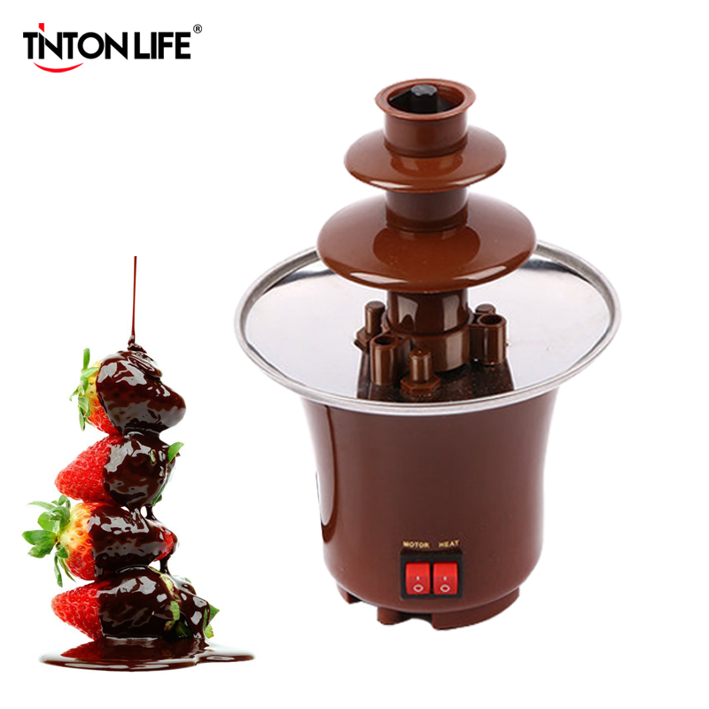 Mini Fontaine de Chocolat Creative Design