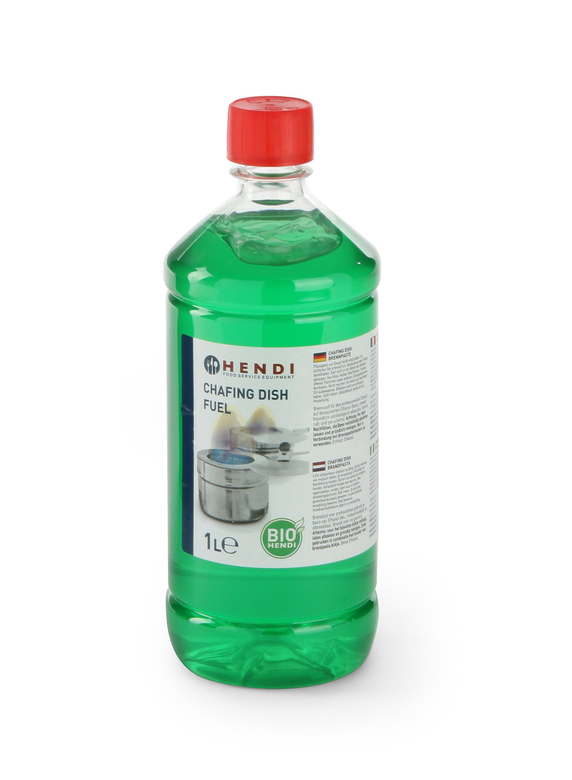 Combustible Ethanol Naturel bouteille de 1 Litre
