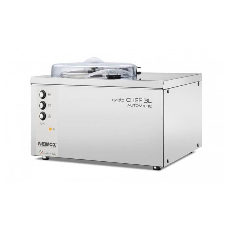 Turbine à glace professionnelle NEMOX Gelato 3l automatic