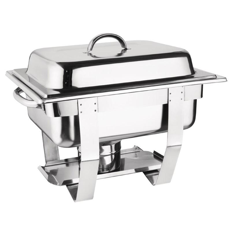 Chafing Dish Milan Olympia GN 1/2 inox - 3,7 L