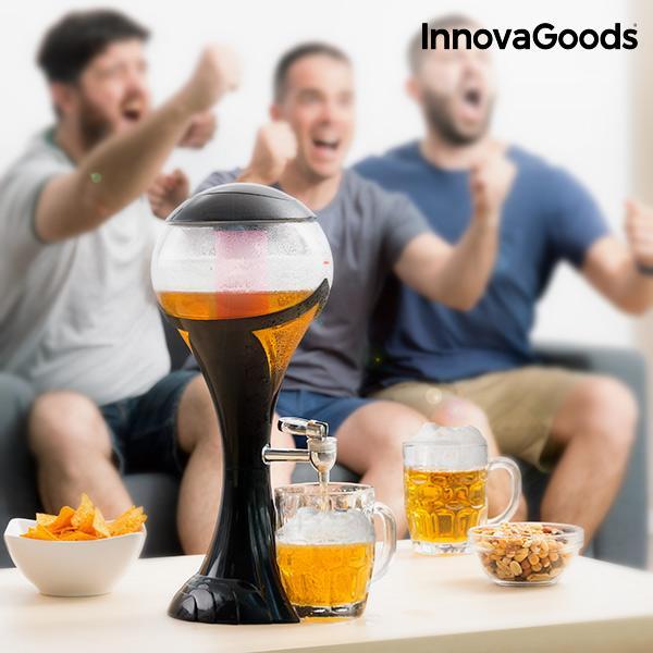 Distributeur de Bière avec LED World Cup InnovaGoods