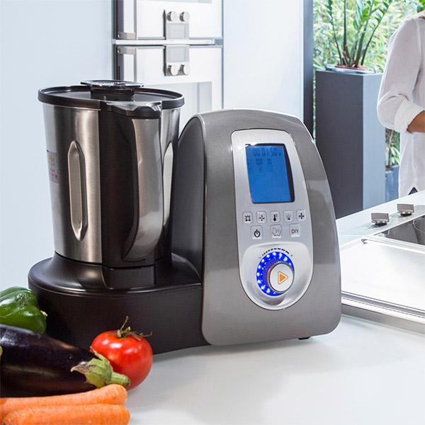 Robot culinaire Cecomix MixPlus 4010 3,3 L 1500W Gris
