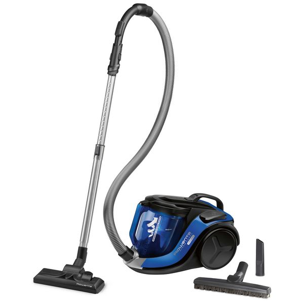 Aspirateur sans sac Rowenta RO6941 750W 2,5 L 75 dB (A++) Noir Bleu