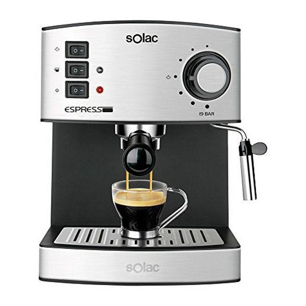 Café Express Arm Solac CE4480 Expresso 19 bar 1,25 L 850W
