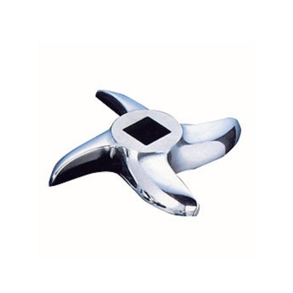 Couteau inox auto-affilant pour hachoir DIAMOND TS22