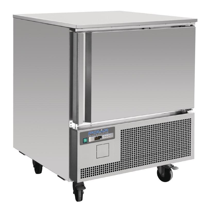 Cellule de refroidissement et congélation rapides Polar Série U 18kg / 14kg