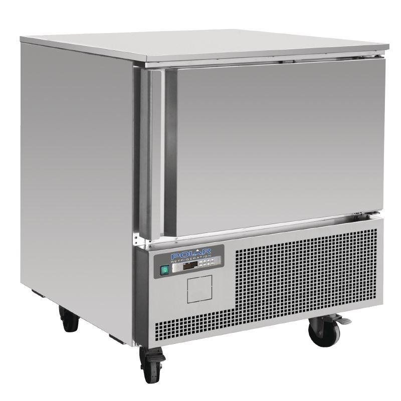 Cellule de refroidissement et congélation rapides Polar Série U 12kg / 8kg